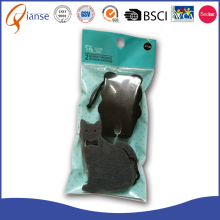 New Compressed Cellulose Sponge Doll Making With Kitchen Clean Sponge