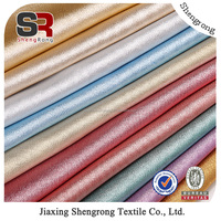 Factory direct custom polyester embroidery organza fabric and textile wholesale