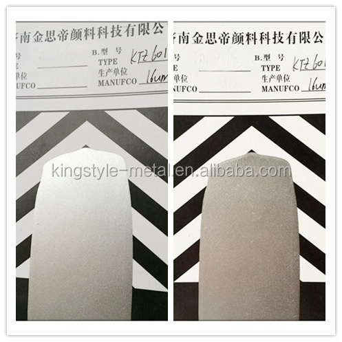 Non leafing Aluminum Paste - Light Reflection Alulminum Paste
