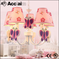 5 lights butterfly ceiling pendant lamp for kids children room