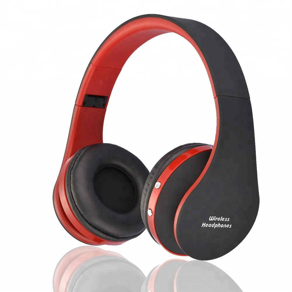 China Wireless Red Manufacturers And Suppliers Headset Musik Bluetooth Stereo Beats S450 On