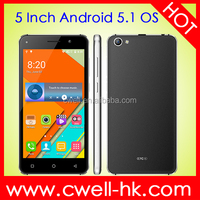 Alps O7 MTK6580M Quad Core Unlocked 3G 5 inch Big Screen Android Phone
