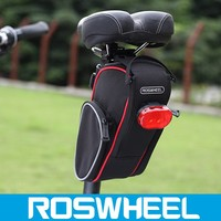 Foldable Bike Saddle Bag Bicycle