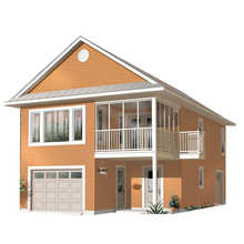 ISO,CE certificated fast build a frame homes/ modular house