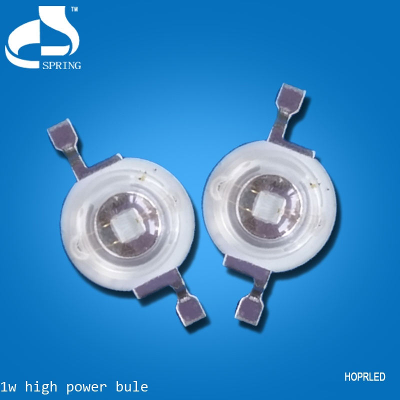 Zhongshan OEM high power 1w led emetting blue