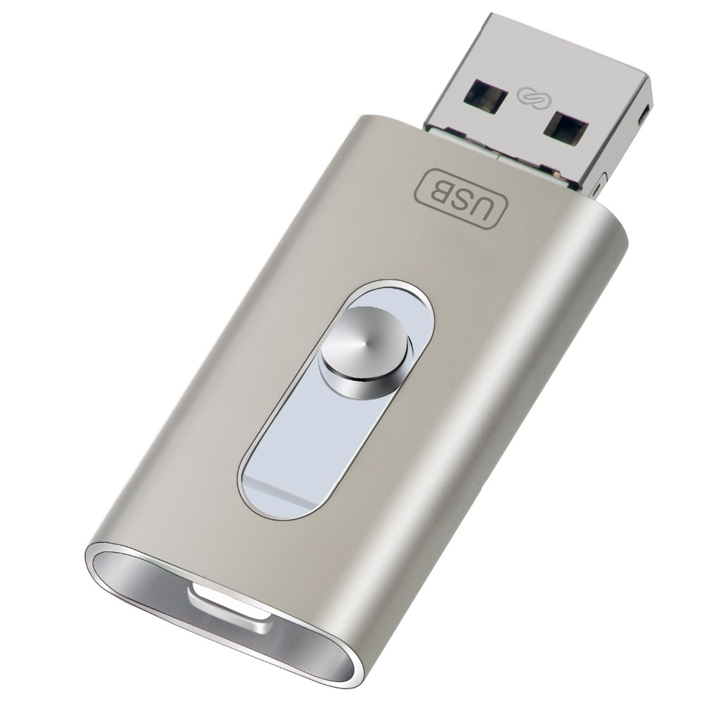 Hot selling promotional product for iPhone usb flash drive 3.0 32gb