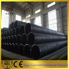 Carbon steel Submerge-arc welding pipe black steel pipe