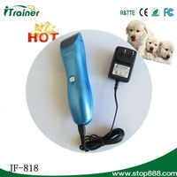 best electric pet clipper,pet razor making machine JF-818 with one year guaranty