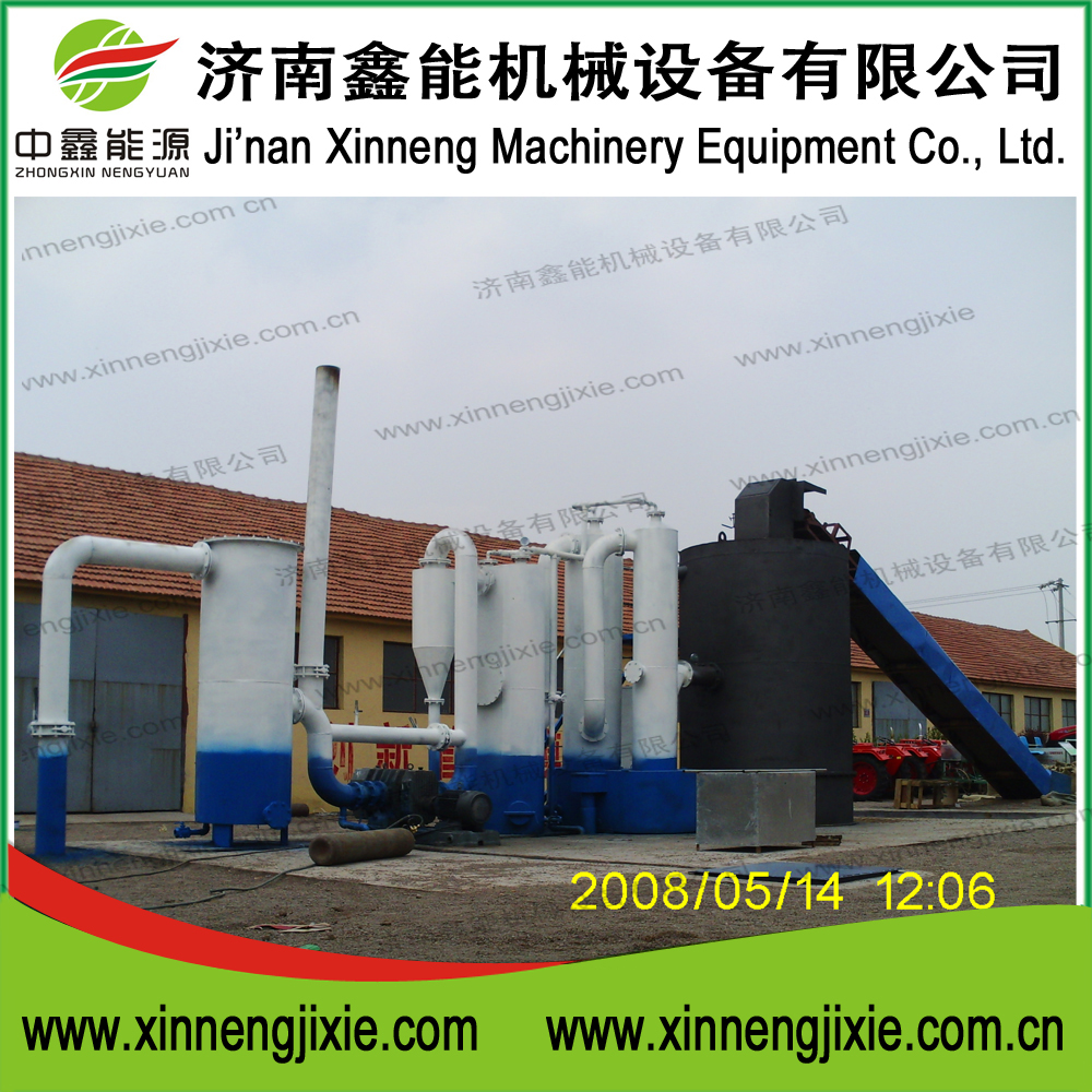 Biomass Gasifier with CE