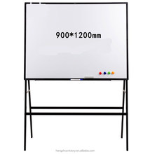 China Manufacture magnetic Aluminum Frame Whiteboard with stand