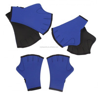 Water aerobics Aqua Jogger swimming swim webbed neoprene GLOVES