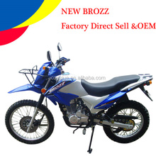 NEW BROZZ kid gas dirt bike/cheap 250cc motorcycles