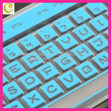 "Colorful Protector Film Silicone Keyboard Cover for MacBook Pro 13"" 15"" 17"" silicone colorful keyboard cover for macbook"