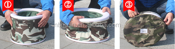 Factory sell High quality portable camping toilet portable car toilet portable toilet