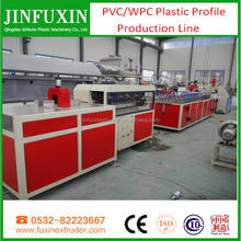 New design palstic PP profile sheet production line extrusion machinery
