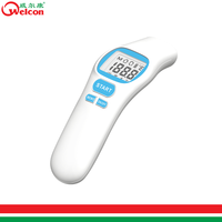 Welcon custom Digital Medical thermometer with fever alert.