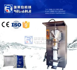 Full Automatic Plastic Bag Sachet Water Filling Packing Machine