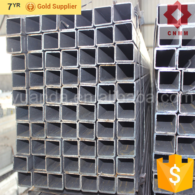 square steel tube with big sizes 100*100-1000*1000