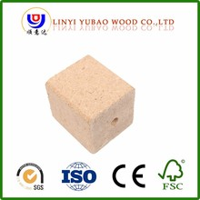 Linyi Supplies Plywood Top Stability Sawdust Pallet <strong>Wooden</strong> Foot Pier