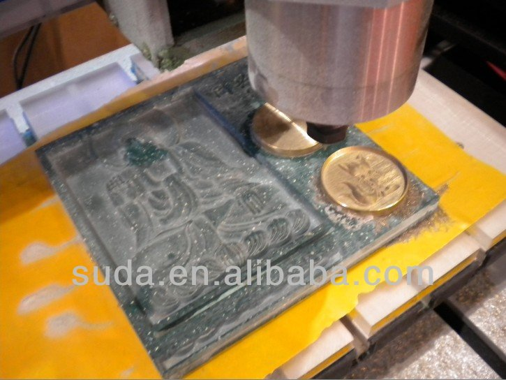 on sale hefei suda small cnc engraving SD3025