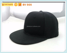 custom cheap polyester 6 panel snapback hats lids