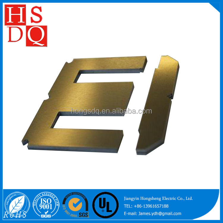 Grade One EI-Type Silicon Steel Lamination Core Of Transformer
