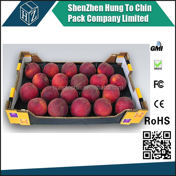 Wholesale corrugated packing avocado box