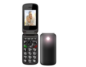 Mobile Phone Shop Interior Design Vkworld Z2 Flip Elder Cell Phone Unlocked Camera 2.4 inch Dual Sim Cheap Cell Phone With FM