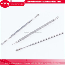 Wholesale Products tools earpick blemish blackhead extractor acne remover needles