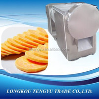 high-efficiency commercial sweet potato slicer machine / Cutter