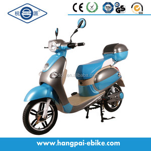 "48v 12Ah lead acid battery 350w 500W 2 wheel e-scooter with pedals assist 16"" scooter electric wheel hub motor"