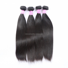 cheap wholesale brazilian human hair sew in weave,Unprocessed virgin remy human hair weaving