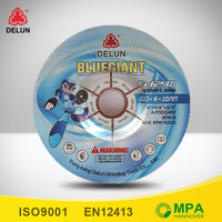 aluminum oxide cutting disk /abrasive disc for metal/iron