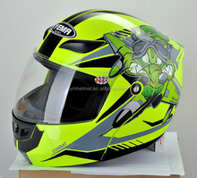 DOT shell helmet flip-up helmet manufacturer china YM-920