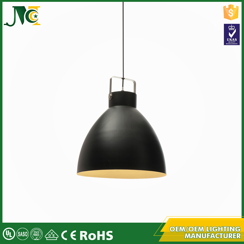 Excellent quality Matt black suspended ceiling lights with fan