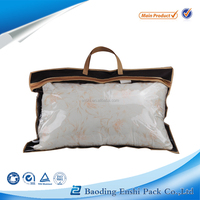 Plastic Underbed Vacuum Sealed Storage Bag For Bedding Saving 3 Times More Space