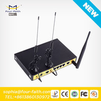 F3B32 Industrial 3g dual sim modem wifi router dual sim card for wifi transportation