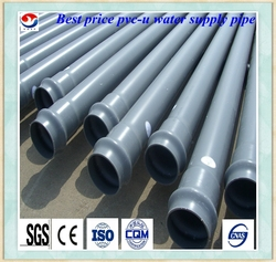 factory price upvc water supply pipe fittings elbow