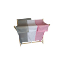 Household Hotel Garden Folding Laundry Basket Laundry Hamper