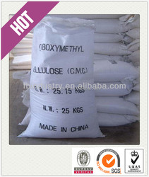 High Quality adhesive and thickening cmc