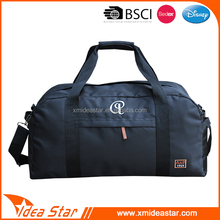 Outdoor wholesale codura sports gym travel bag