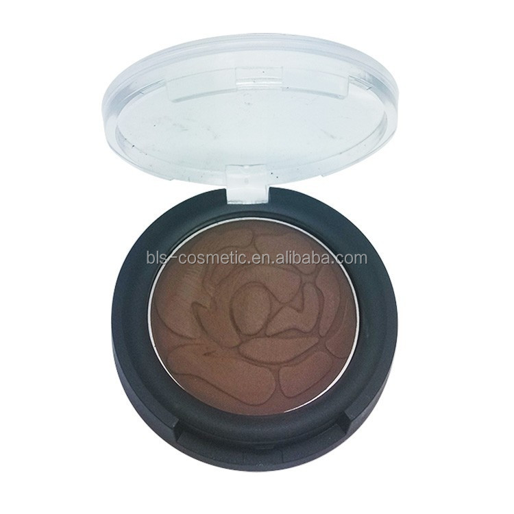 Round Eye Shadow Makeup Compact Eyeshadow