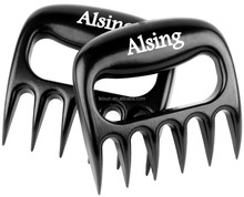 amazing bear Meat Claws Meat Handler Forks Meat Claws for BBQ Pork Chickenor Beef