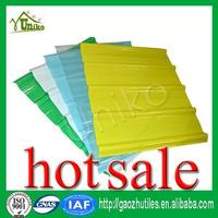 anti-slip colored translucent FRP sheet FRP corrugated sheet