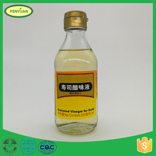 japanese high quality seafood sushi vinegar
