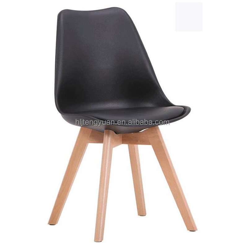 Cheap Price Good Quality Mail Order Cross Leg Beech Wood Dining Chair