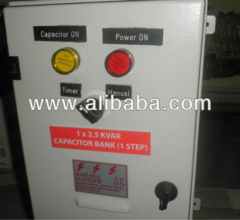 ENERGY SAVING CAPACITOR BANK