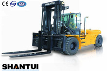 China new heavy forklift diesel 10ton to 25 ton capacity with CE best price