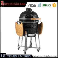 Auplex LFGB Certificate Barbeque Smoker Meat Smoking