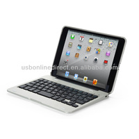 Notebook case cover with bluetooth keyboard for ipad 3 2
